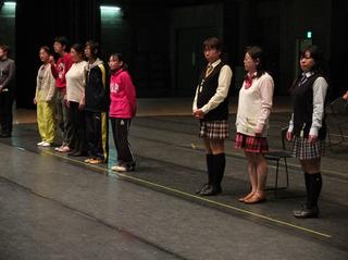 市町村イベントのPR稽古.JPG